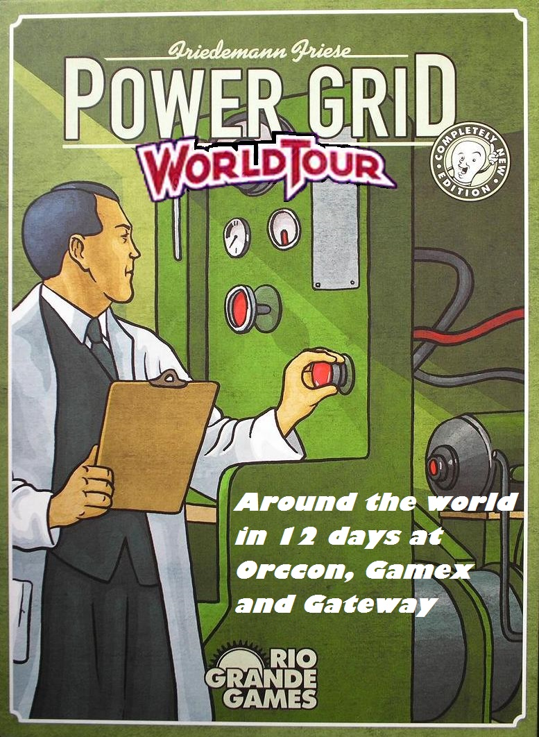 Power Grid World Tour